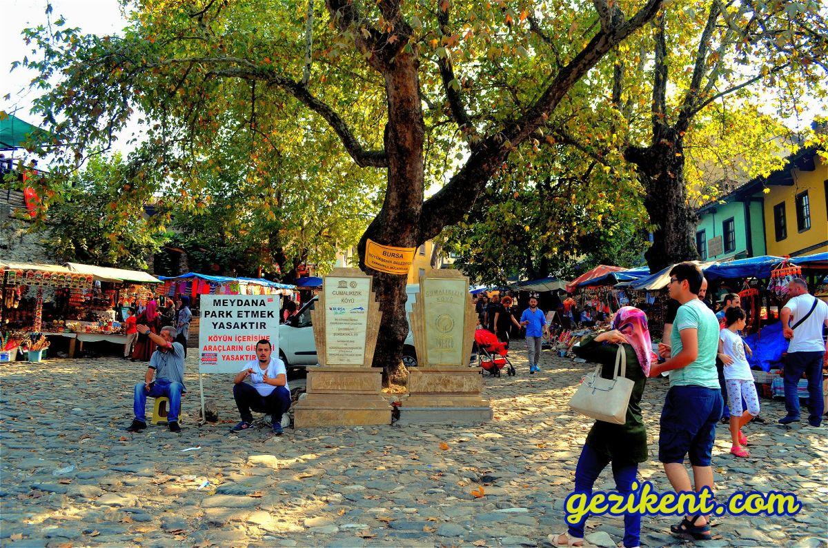 Dünya mirası listesinde 700 yıllık bir Osmanlı köyü; Cumalıkızık